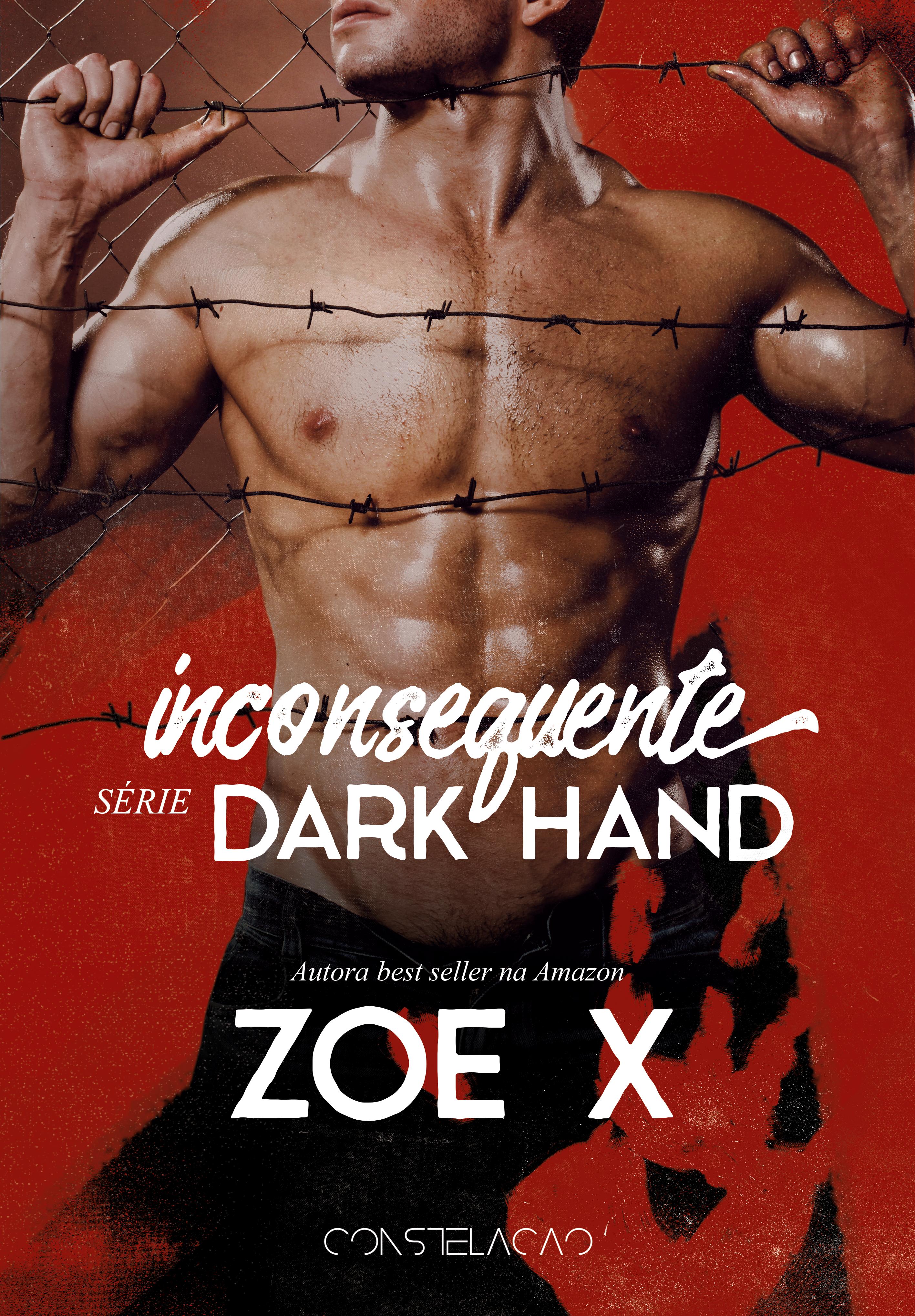 Livro de dark romance será lançado no café Trampolim na Consolação