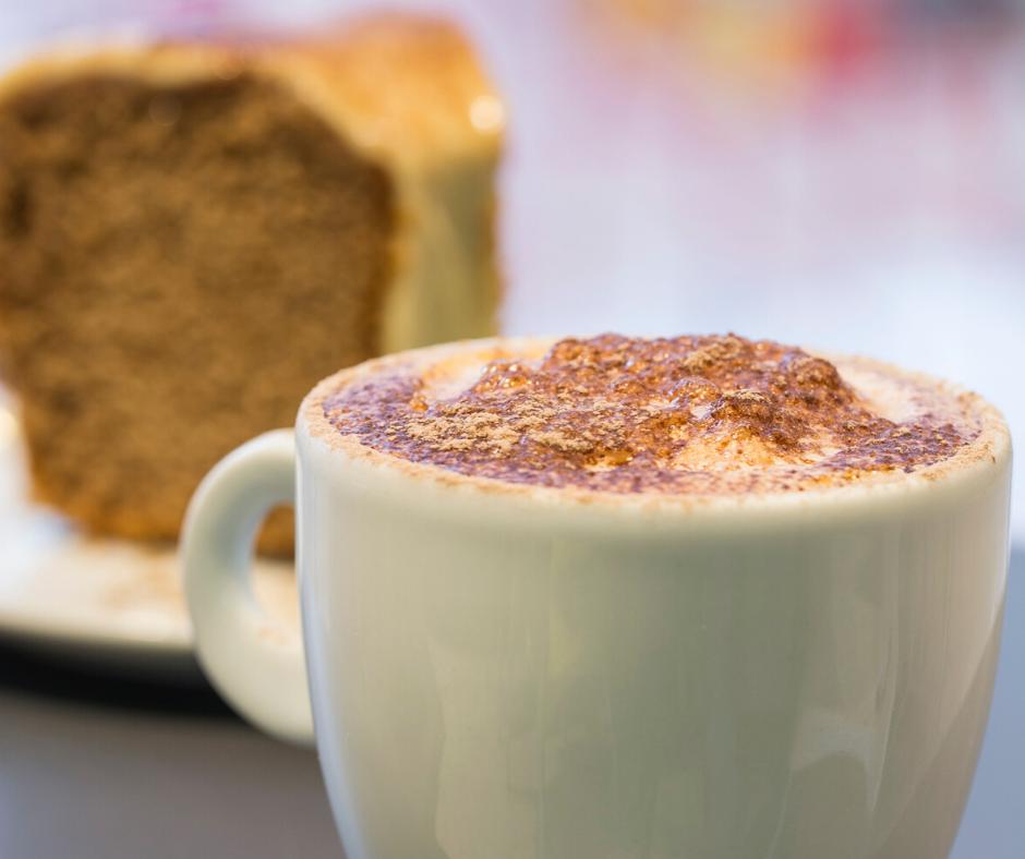 A história do cappuccino