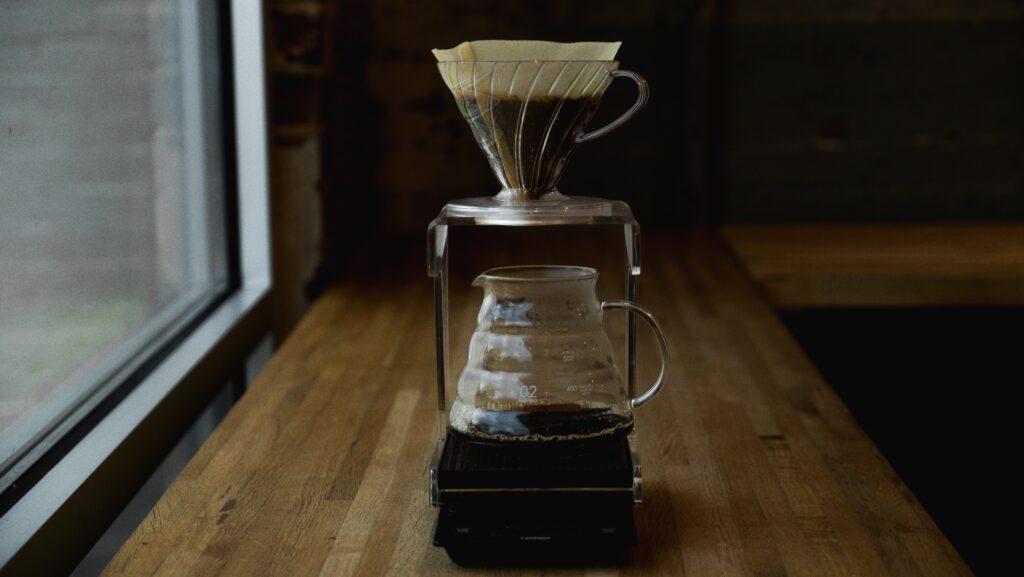 métodos extração café_hario60