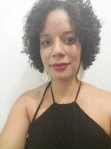 Josí, autora do pão de ervas do Trampolim Startup Café, na Consolação