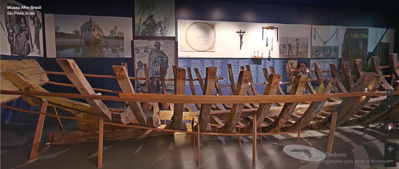 Museus virtuais que apoiam diversidade e temas sociais